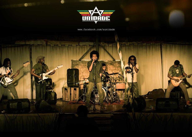 Banda baiana de reggae roots A Unidade. Fotos por Tuíris de Azevedo. Salvador, Bahia.